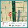 PVCによって塗られる溶接されたワイヤーロール網のユーロの塀