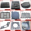 Cobertura e moldura do reservatório de ferro Ductile En124 D400