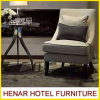 Spätestes Entwurfs-Gewebe-Aufenthaltsraum-Sofa-moderner Akzent-Stuhl