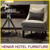 Muebles del sofá del salón y silla del restaurante para el hotel de centro turístico de isla