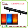 Wand-Unterlegscheibe der Yilonglighting Fabrik-Leistungs-18PCS Rgabw 5in1 LED