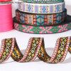 Cinta de nylon cinta de bordado para prendas de vestir con 38 mm de ancho de embalaje