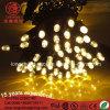 Warme Zeichenkette-Licht-Hochzeits-Dekoration des Weiß-IP68 LED für im Freien