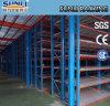 Sgs-industrielle Speicher-Metallfach-Zahnstange
