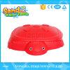 Tableau de sable pour le jouet extérieur d'enfant d'arrière-cour de gosses d'été réglé de jouet de roue d'eau d'enfants en bas âge