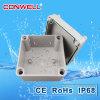Rectángulo eléctrico del recinto del ABS impermeable al aire libre