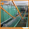 Commersion Becken-Vorbehandlung für Puder-Beschichtung-Zeile