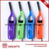 Multi-Color длинний лихтер кухни лихтера BBQ пластмассы