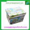 Boîte-cadeau faite sur commande de papier de caisse d'emballage d'impression de carton