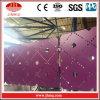 Panneaux décoratifs d'alliage d'aluminium de projet de construction