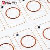 12.5kHz/13.56MHz Combi 6*8 RFID PVC無接触のスマートな象眼細工