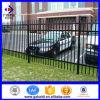 Rete fissa quadrata galvanizzata decorativa del giardino del metallo/rete fissa ferro del tubo