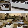 De Opslag van de Schoen van de Houder van de Schoen van het Kabinet van de Showcase van de Schoen van het Rek van de Schoen van de manier