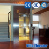 快適なステンレス鋼の小屋のホームエレベーター1つのより多くの点検