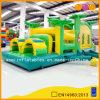 子供によって膨脹させるおもちゃの膨脹可能な障害物コースの競争(AQ14105)