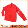 Graues Band-Ölfeld-reflektierende Sicherheits-Arbeitskleidungs-Umhüllungen-Industrie-Arbeits-Uniform