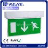 Установленная стена Kejie всеобщая или знак выхода лезвия установки СИД потолка непредвиденный с автоматическим испытание