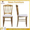 Hotsaleナポレオンの椅子のスタック可能ホテルの宴会の椅子の結婚式の椅子