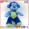 Juguete suave estupendo del mono del bebé del animal relleno
