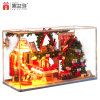 Bricolage Toy Christmas Tree for Christmas Gift
