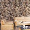 Hecho en el papel pintado del diseño 3D de la piedra de China para la sala de estar
