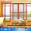 Portas deslizantes de alumínio padrão australianas com Baixo-e vidro para residencial