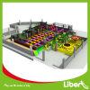 Большой подгонянный парк Trampoline конструкции крытый коммерчески