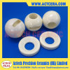 Vávula y asientos de cerámica de bola del Zirconia de 2 pulgadas