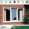 Ventana de cristal modificada para requisitos particulares vinilo europeo del toldo del PVC del estilo