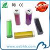 Portable 다채로운 Power 은행, Mobile Power 은행 2600mAh