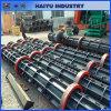 Eletricidade pré-fabricada Pólo/tubulação concretos que faz equipamentos