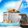 De mini Diepvriezer van het Roomijs van de Zonne-energie voor Auto of Vrachtwagen
