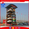 Het verticale Roterende Systeem van het Parkeren van de Auto,