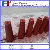 Steel uitlijnen Conische Spitse Conveyor Roller Idler