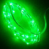 Hoge Green USB 5m 50LEDs Silver String Light