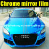 Alto Stretchable 1.52X20m Blue Chrome Wrapping Film con Wholesale Price