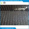 Treillis métallique serti d'acier inoxydable
