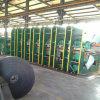 Gummiplatten-Herstellung-Maschine für Schwerindustrie-Matten