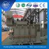 132kV in olie ondergedompelde winding drie, ontlaadt de kraan-veranderende Transformator van de Macht
