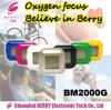 2015 pulso caliente Oxymeter, oxímetro de la yema del dedo de la venta OLED del pulso del anillo del oxígeno de la sangre del monitor de la banda