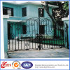 装飾的なConcise Wrought Iron Security Gate (dhgate-25)