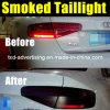 Подкрашивать автомобиля пленки винила подкраской светов тумана кабеля фары Smoked черноты