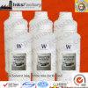 Witte Oplosbare Inkt Inks/White Eco voor Roland