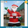 Fabbrica 2016 Sale Directly Cheap Christmas Decoration Inflatable Christmas Father Balloon Model da vendere