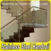 Barandilla de acero inoxidable para la escalera interior y exterior