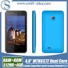4 verplaats Geen Dubbele Kern Androïde Smartphone van het Exemplaar (X2) centimeter voor centimeter