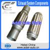 Nipple/Extension Tube를 가진 스테인리스 Steel Exhaust Flexible Pipe