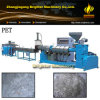 Singolo Screw Extruder per Making animale domestico Pelletizing Line di Pet Granules/'