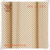 Acoplamiento de la cortina del acoplamiento de cadena del metal de la fuente de la fábrica para decorativo (ISO)