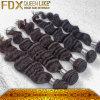 100 het Peruviaanse Menselijke Haar naait in Weefsel (fdxi-pd-0018)